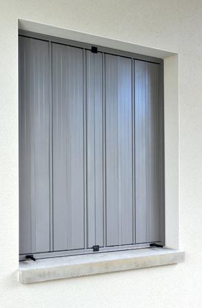 persienne coulissante aluminium correze fermetures. Black Bedroom Furniture Sets. Home Design Ideas